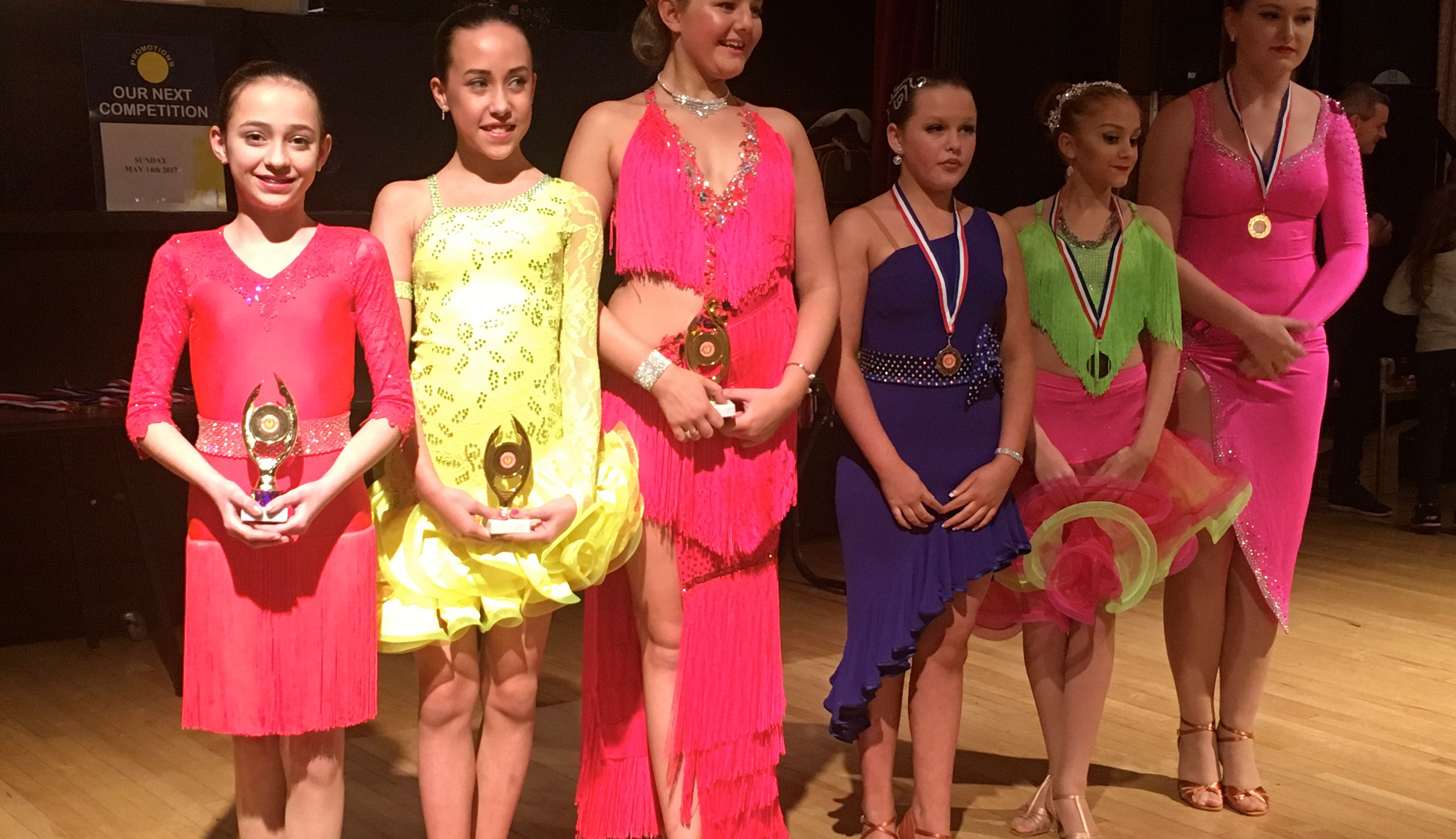 Junior Pre-Bronze Rumba