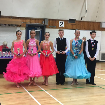 Junior SDT Quickstep