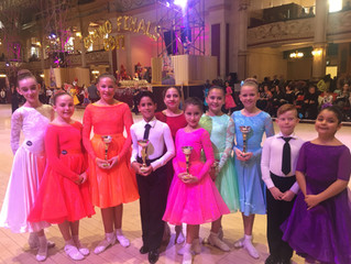 ISTD Grand Finals 2017 - Blackpool Juvenile & Junior