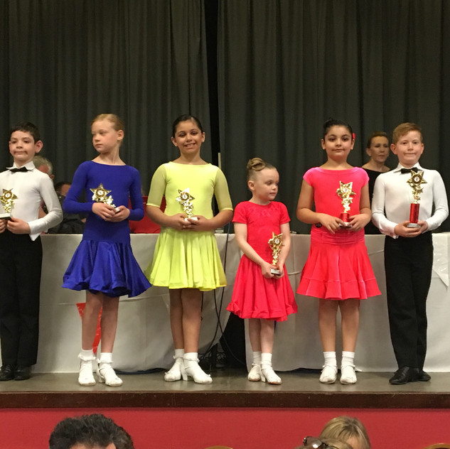 U8 Latin All Grades Rumba