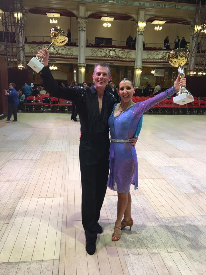 1st PLACE! Champs 2018 Pre-Champ Latin