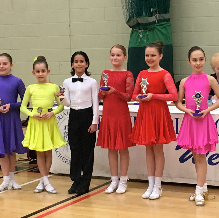 SDT Primary Cha Cha - 4th & 6th
