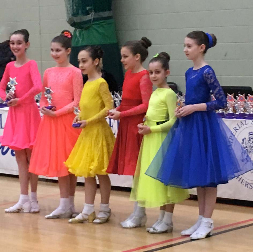 SDT Primary Waltz - 1st Place