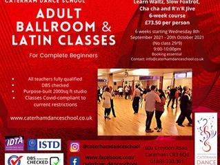 CompleteBeginners Dance Classes
