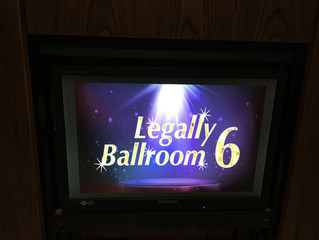 Legally Ballroom 6 -  Strictly Themed Corporate Event.