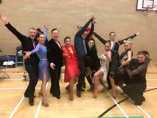 Gateway Open Superleague & ISTD Adult Qualifier in Southend - 24th February 2018