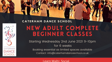 NEW! Adult Complete Beginner Course -Book Today!