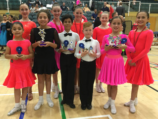 ISTD June 2017 - Burgess Hill