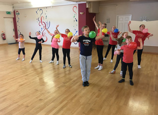 Easter Dance Camp at CDS