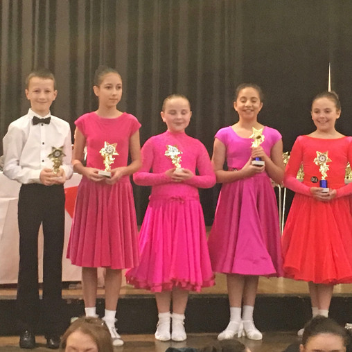 11 & Under Beginners Waltz