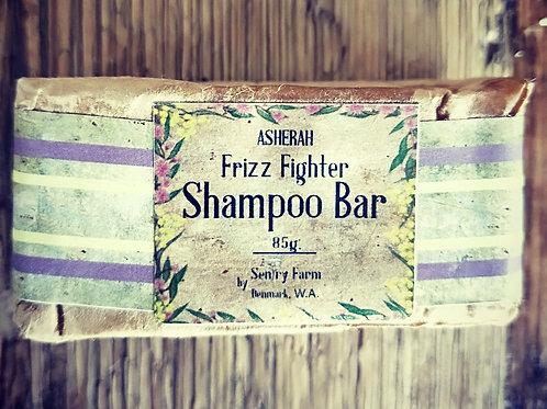 Shampoo Bar - Frizz Fighter - Asherah