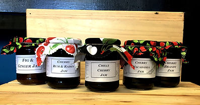 Cherry Valley Jams and Preserves