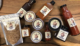 The Hairy Cow Company Chilli and Gourmet Products