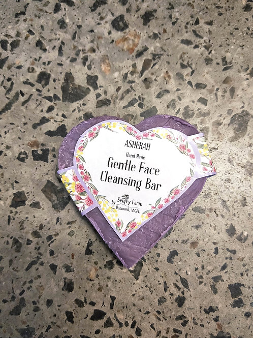 Gentle Face Cleansing Bar