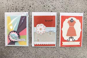 Andrea Buckland cards