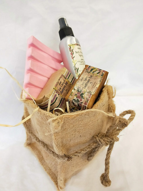Hair Care Hamper - Frizzy