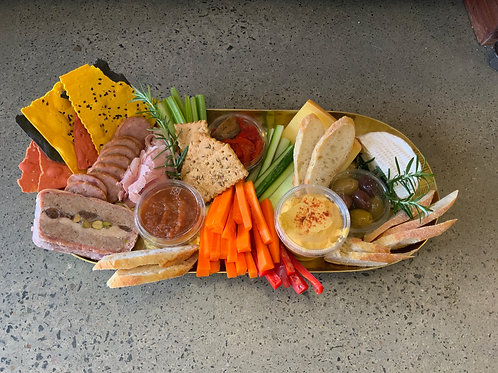 Local Produce Platter for 4