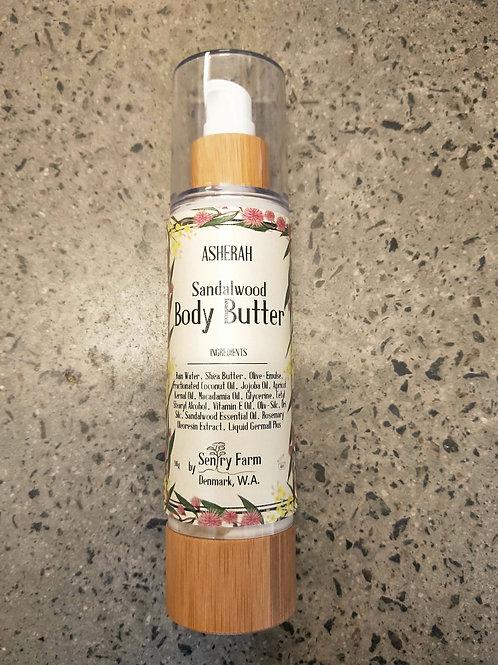 Sandalwood Body Butter 90g