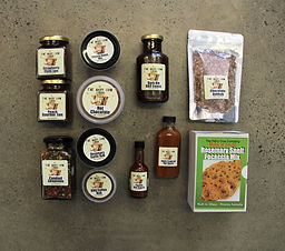 The Hairy Cow Company gourmet food