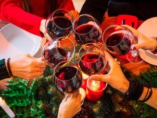 Vinhos tintos para ceia de Natal