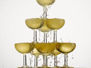 Cinco motivos para brindar com Champagne