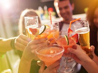 Drinks para quem não quer sair da dieta!
