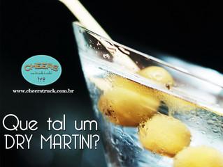 Dry Martini, a clássica receita do clássico Drink!