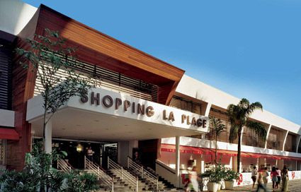 Shopping Center La Plage