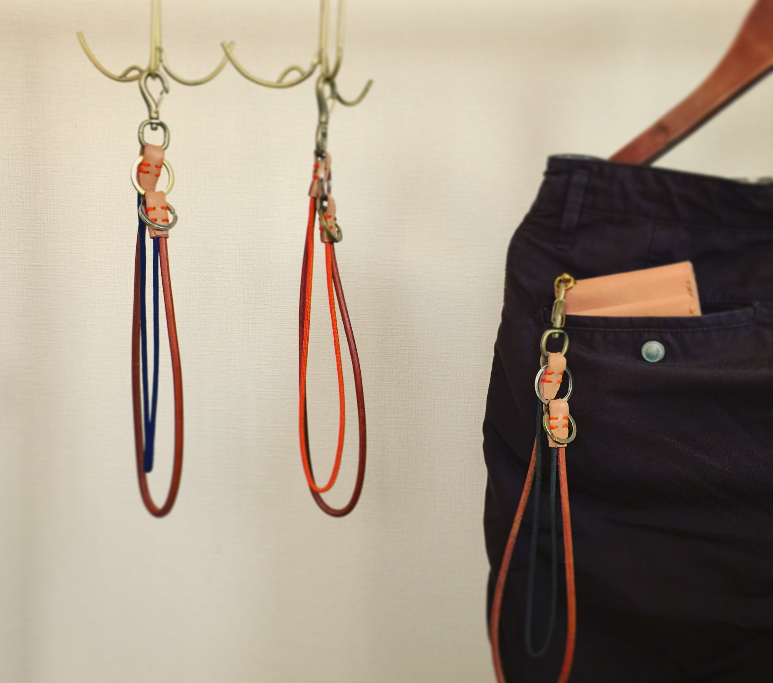 climber wallet rope