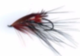 Orange Demon Spey