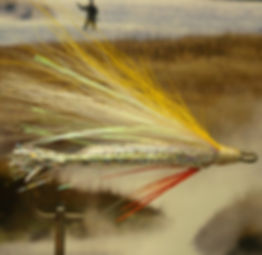 Les Johnson Herring Fly
