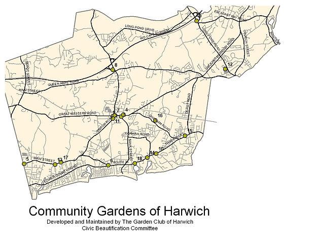 Harwich Garden Club