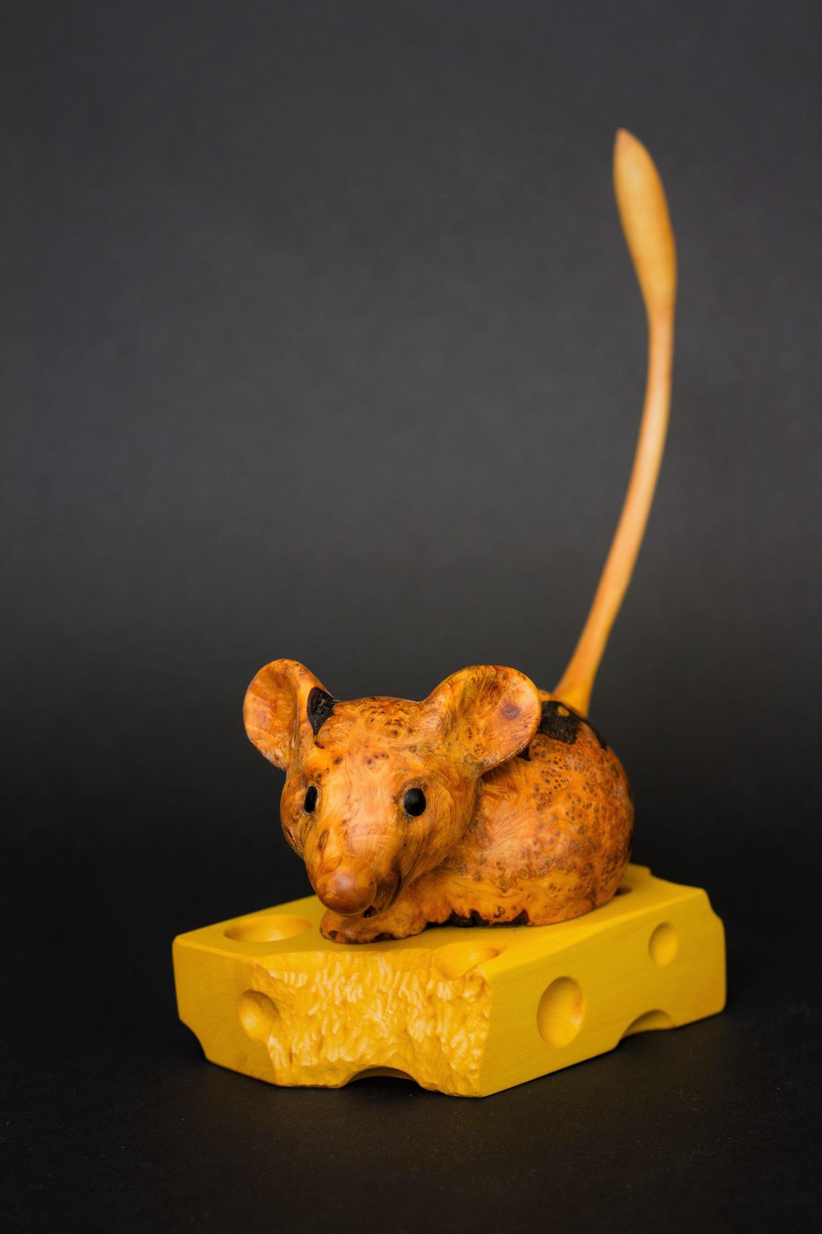 Paille De Fer Souris rêve de souris