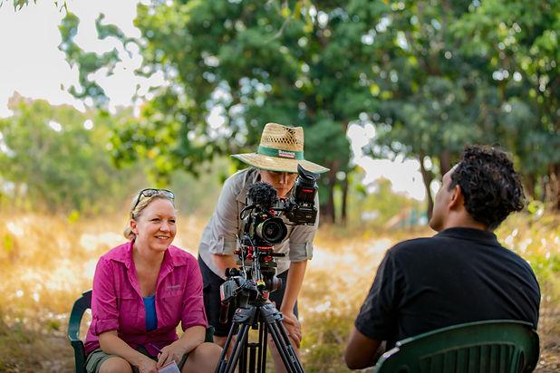 Interviewing Ben at Patonga.jpg