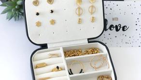 איך לאחסן תכשיטים בדרך הטובה ביותר