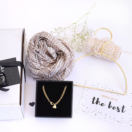 Golden Brown gift box