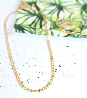 Rotem Brenner Jewelry | רותם ברנר | שרשרת נלי | שרשרת גורמט קצרה