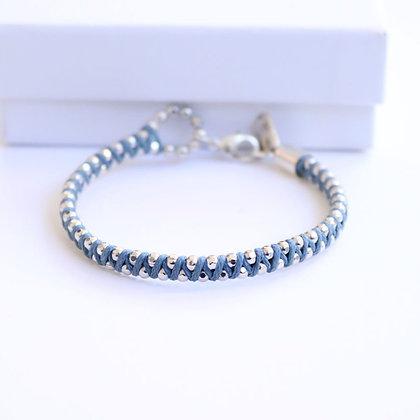 צמיד שילה | כחול יחיד
