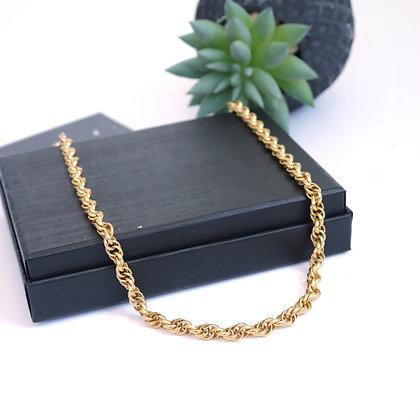 Rotem Brenner Jewelry | רותם ברנר | שרשרת מוניק | שרשראות לנשים |שרשרת גורמט קצרה