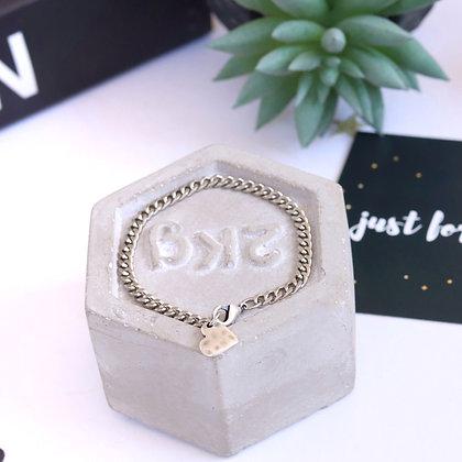 Rotem Brenner Jewelry | רותם ברנר | צמיד גורמט | צמיד כסף |צמיד לאישה