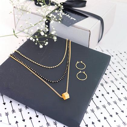 Black Chocolate gift  box