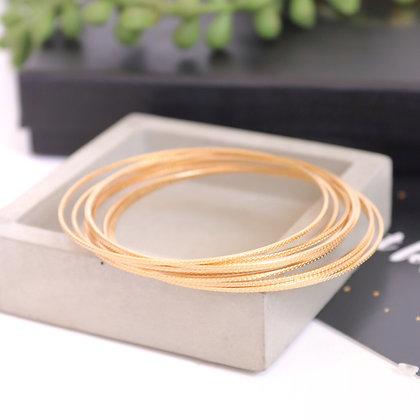 צמיד אוולין | זהב
