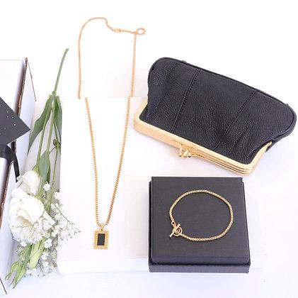 Black & Gold Trio gift box