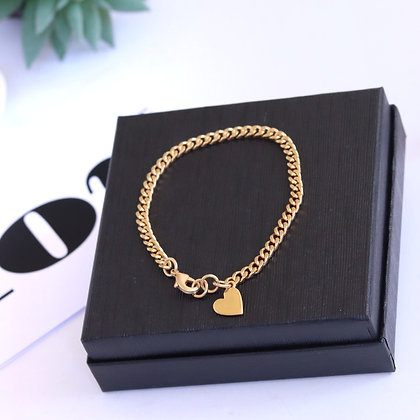 Rotem Brenner Jewelry | רותם ברנר | צמיד גורמט | צמיד זהב | צמיד עדין |צמיד לאישה