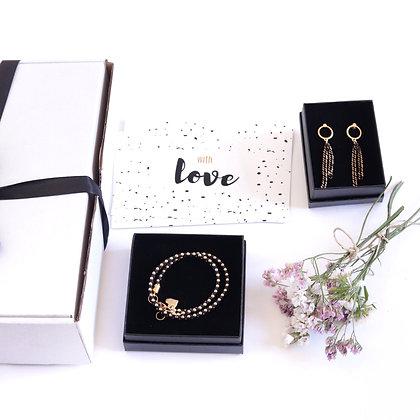 Gift box   הנוצצת