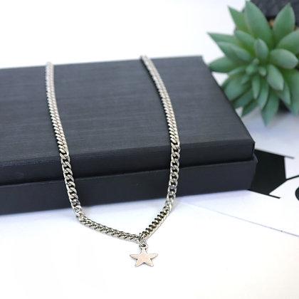 Rotem Brenner Jewelry |תם ברנר | שרשרת ג'יזל | שרשראות לנשים |שרשרת גורמט כסף