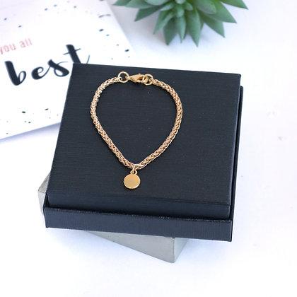 צמיד אנאבל | זהב