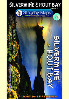 Slingsby Silvermine & Hout Bay Map