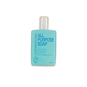 LIFEVENTURE ALL PURPOSE SOAP – 200ML