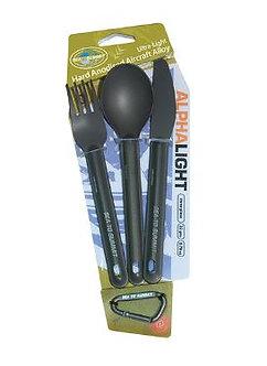 Sea to Summit Alphalight Cutlery Set